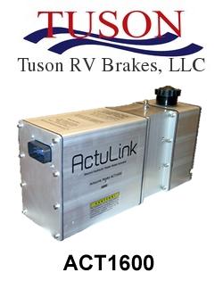 Brakerite electric over hydraulic unit