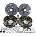 Self-Adjusting Electric Brake Kits