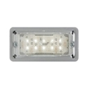 Rectangular LED Dome Lights