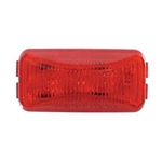Red Mini Thin Line Sealed LED Marker/Clearance Light