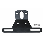 Rust Proof License Plate Bracket