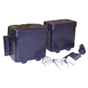 Double Battery Breakaway Kit 034-361-00