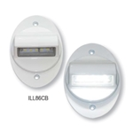 LED White ADA Step/Area Light