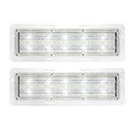 Opti-Brite ™  LED Dome Light for 12VDC Pair