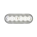 "FLEET Count™ 6"" Oval Sealed DOT LED Back-Up Light"