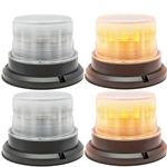 LED Dual-Function Strobe/Beacon Light Pair